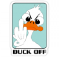 Mind The Duck